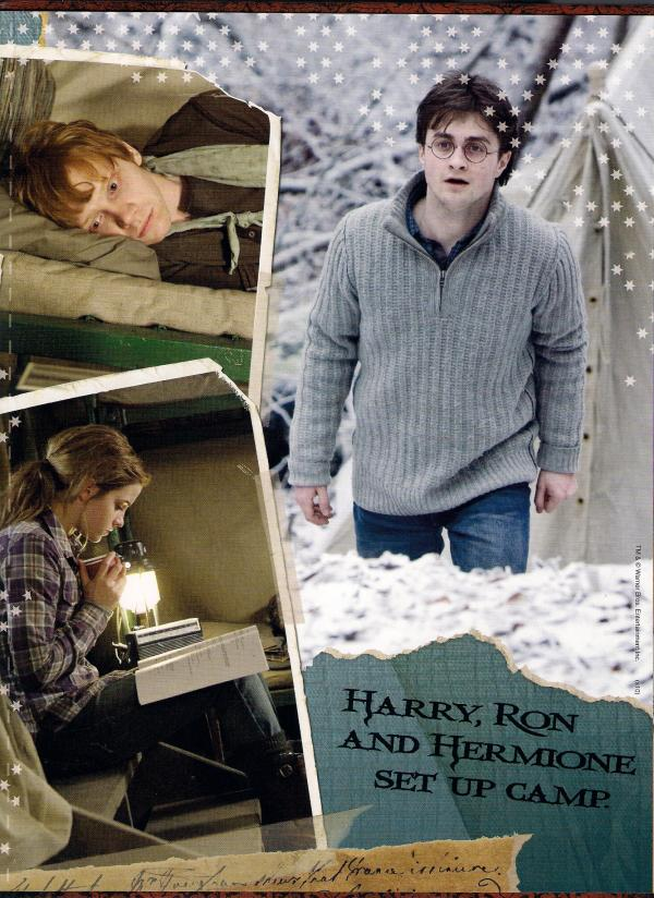 Harry Potter And The Deathly Hallows Fashion Inspired By