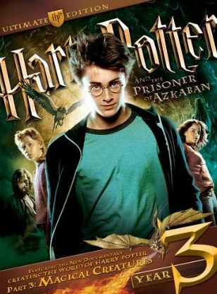 Cover of the Harry Potter and the Prisoner of Azkaban Ultimate Edition DVD