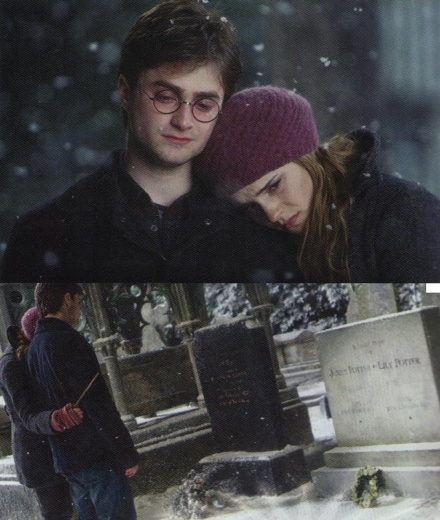 Christian Imagery in Deathly Hallows Film: Photos of Godric's Hollow ...