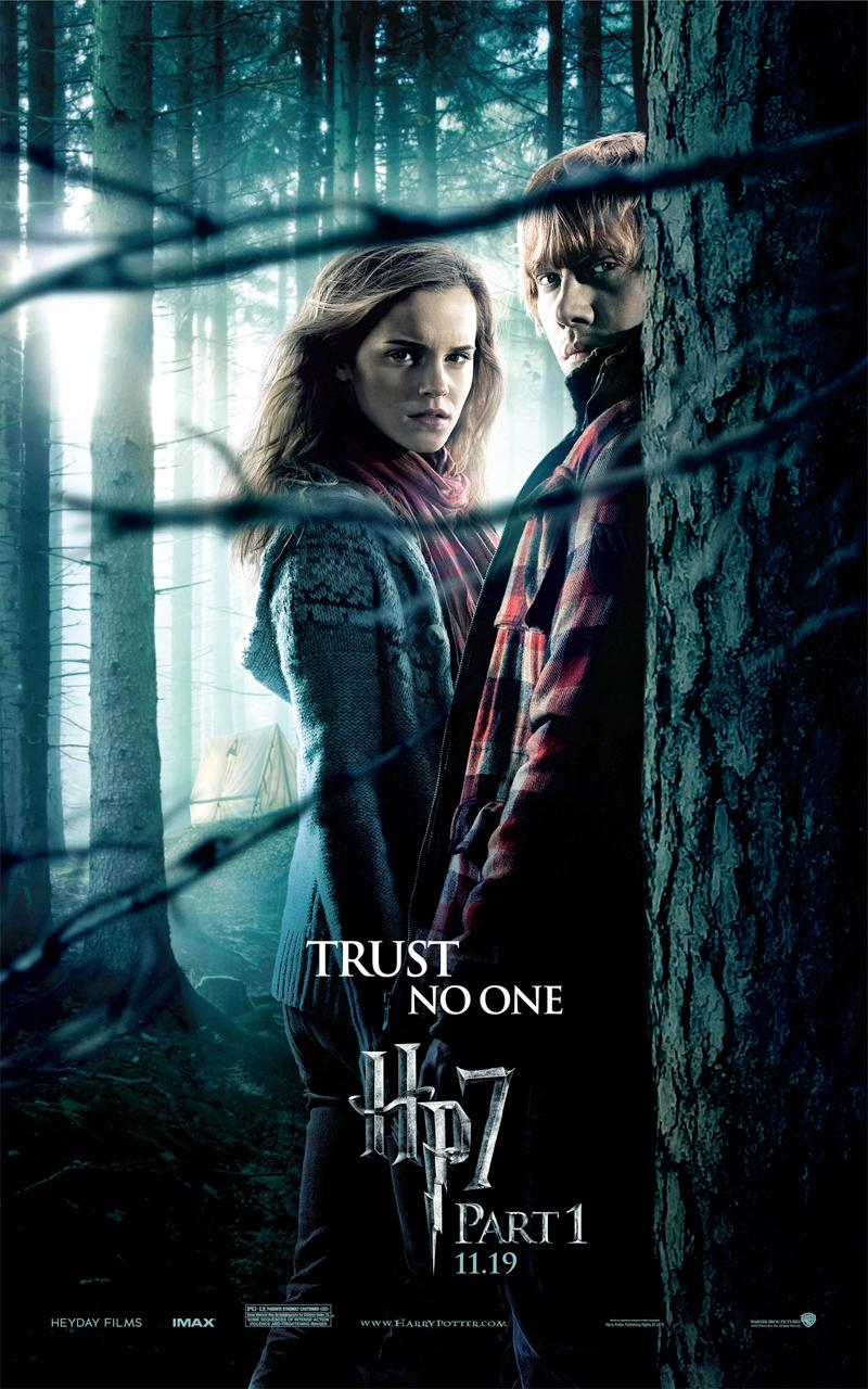 New ronhermione deathly hallows posters and photos the lord of trust biocorpaavc Choice Image