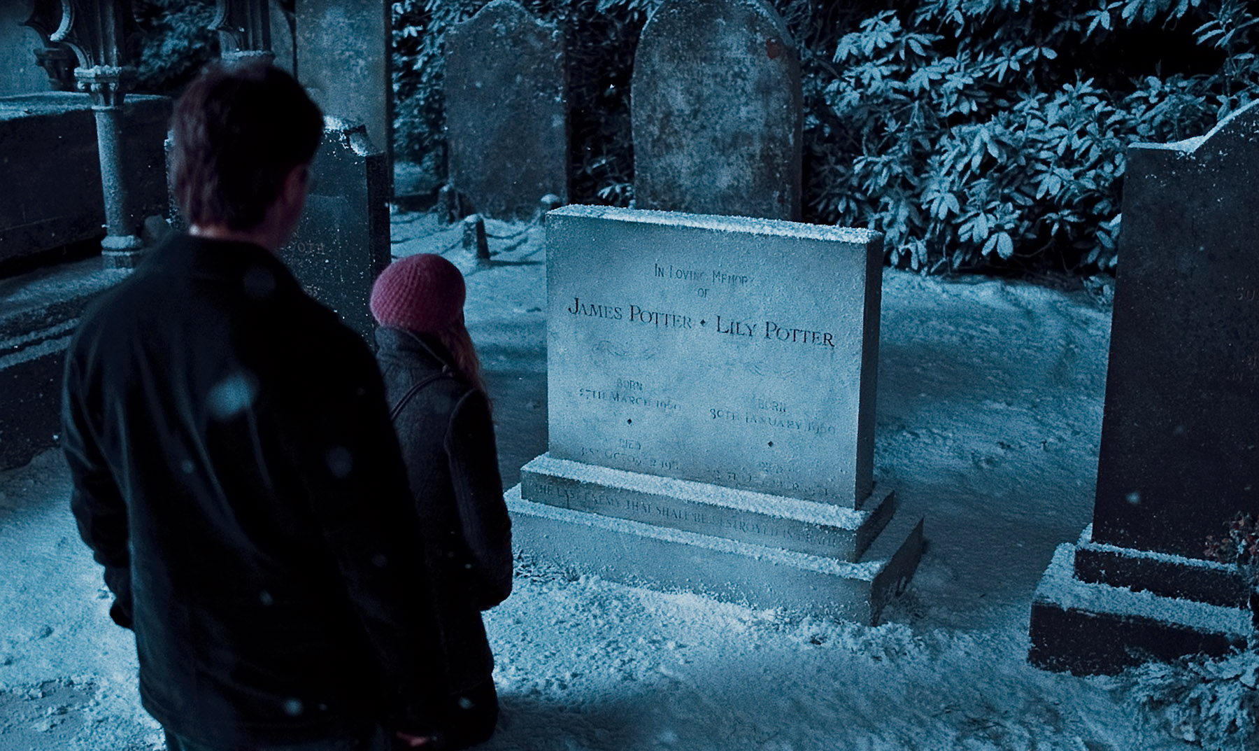 Christian imagery in harry potter and the deathly hallows part one these biocorpaavc Gallery
