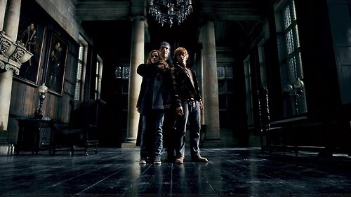 Malfoy Manor The Lord Of The Hallows