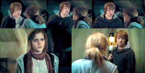 Rupert grint the lord of the hallows page 6 - Hermione granger best moments ...