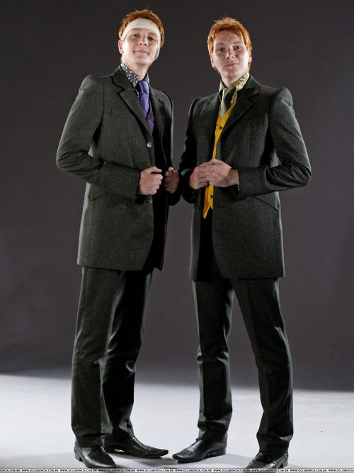 George weasley wedding