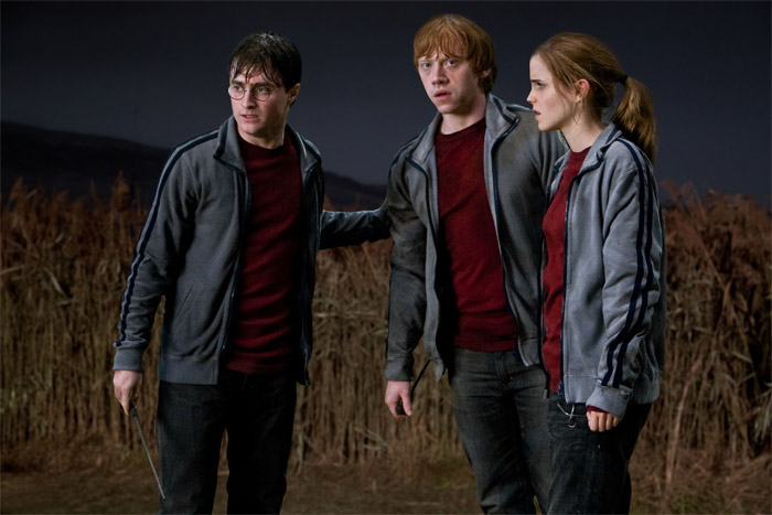 New On-set and Behind-the-Scenes Photos from Harry Potter and the Deathly  Hallows Part One | The Lord of the Hallows