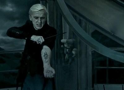 Draco malfoy s dark mark